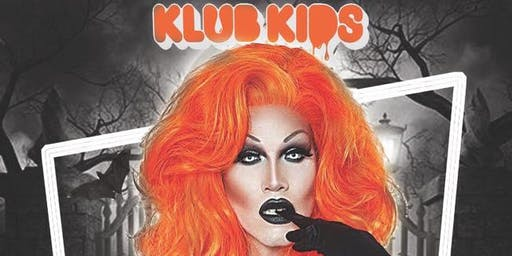 KLUB KIDS MILAN presents SHARON NEEDLES HAUNTED HOUSE (ages 18+)_