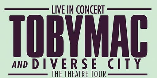 TobyMac - Theatre Tour Merchandise Volunteer- Springfield, MO