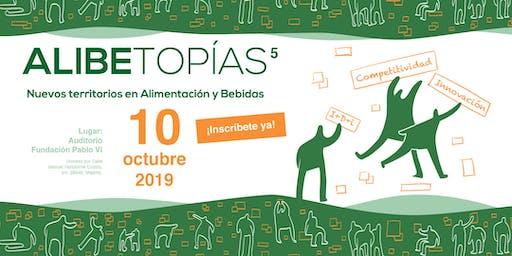 ALIBETOPÍAS 5 - Nuevos Territorios en Alimentación & Bebidas