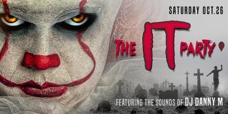 The IT Halloween Costume Party at Tongue and Groove with DJ DANNY M tickets
