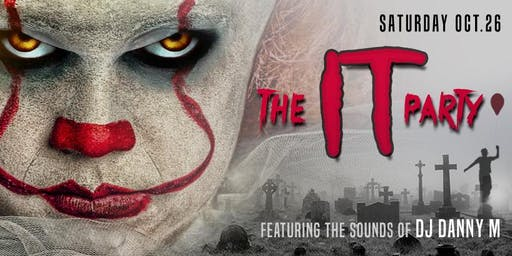 The IT Halloween Costume Party at Tongue and Groove with DJ DANNY M