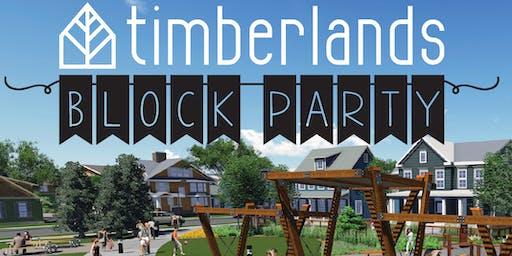 Timberlands BLOCK PARTY