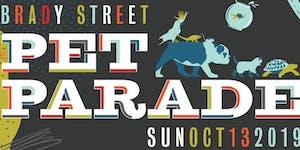 Brady Street Pet Parade 2019