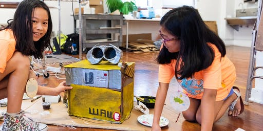 PNCA Open Workshops: Build A Robot