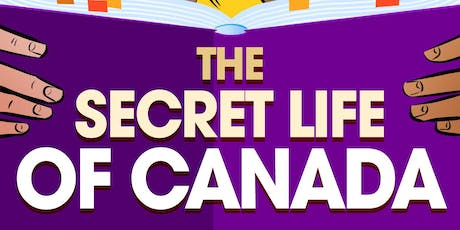 LitFest Presents: AuthorPods - The Secret Life of Canada  tickets