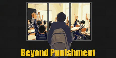 Beyond Punishment: A Free Community Forum on Classroom Discipline tickets