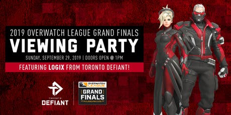 Toronto Defiant's 2019 Overwatch League Grand Finals Viewing Party tickets