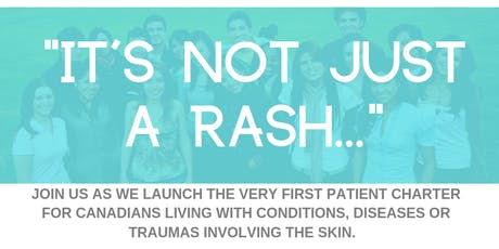 CSPA Patient Charter Launch tickets