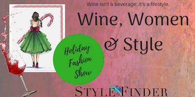 Wine Women & Style Fashion Show