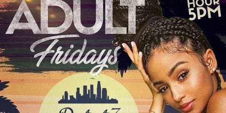 Adult Friday's tickets