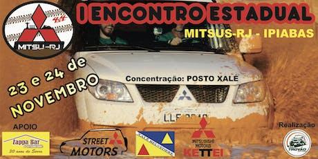 1º ENCONTRO MITSU-RJ (Mitsubishi Carioca) ingressos