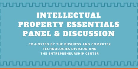 Intellectual Property Essentials Panel & Discussion tickets