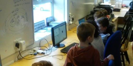Monkey Park Kids Tech Club