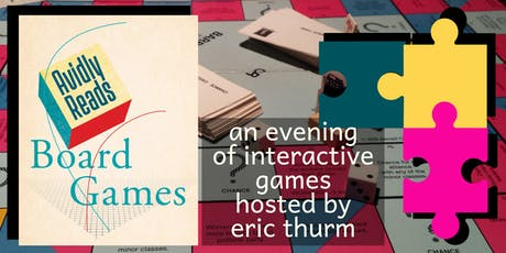 Avidly Reads Board Games with Eric Thurm tickets