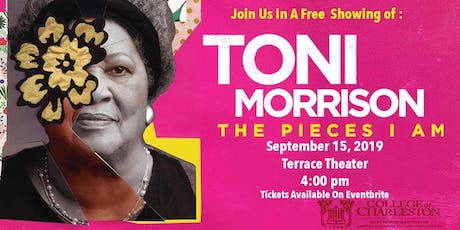 """Toni Morrison: The Pieces I Am""--An Avery Film Screening tickets"