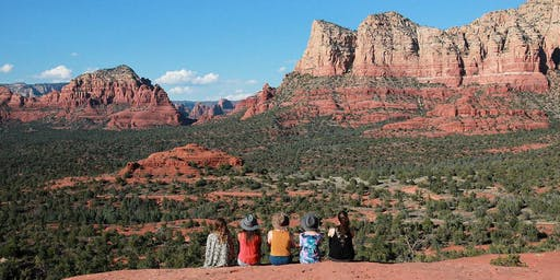 WOMEN'S DRAGONFLY RETREAT NOV 12-15, 2019 SEDONA AZ