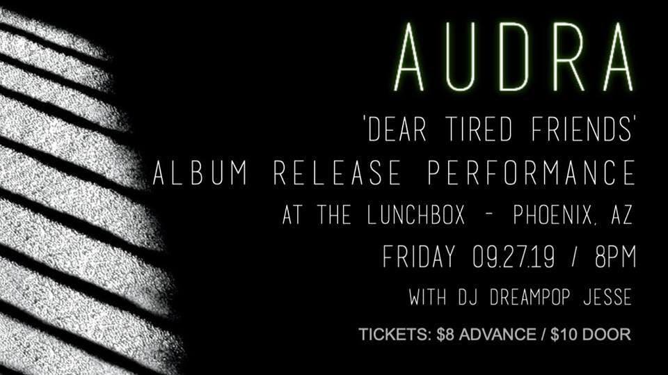 Audra Album Release Show