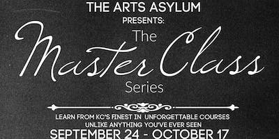 The Master Class Series - Stage Presence with Justin Van Pelt