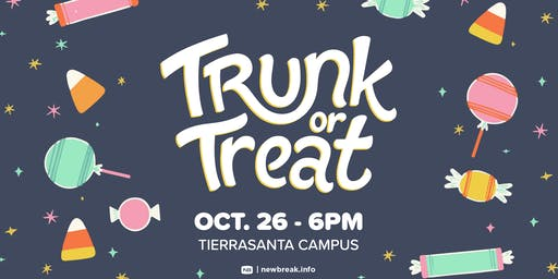 Newbreak Trunk-or-Treat