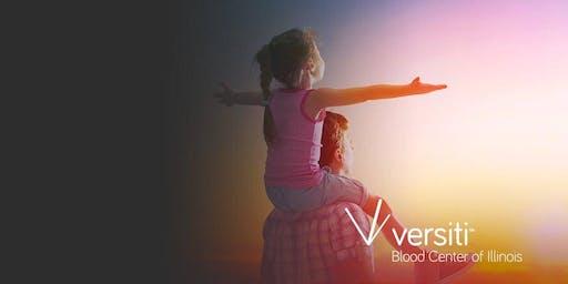 Onsite Hiring Event @ Versiti Blood Center in Aurora