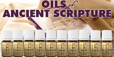 Ancient Oils of Scripture