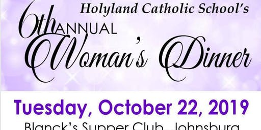 Woman's Dinner Event at Blanck's Supper Club
