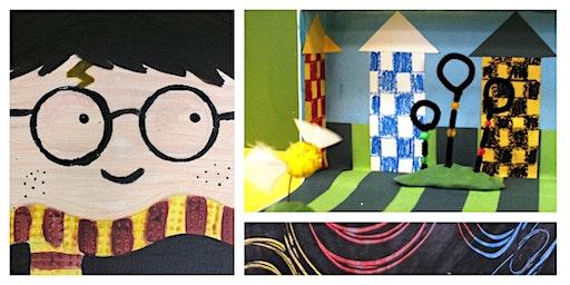 LEGO Harry Potter Homeschool Weekly Class (5-12 Years)
