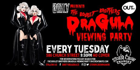 The Boulet Brothers Dragula Viewing Party tickets