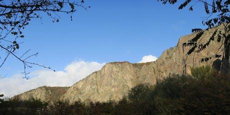 """Sa,12.10.19 Wanderdate """"Single Wandern Die höchste Steilwand nördlich der Alpen für 30-49J"""" Tickets"""