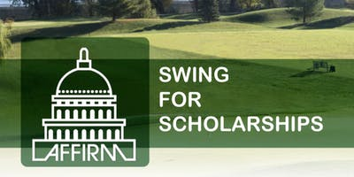 Sponsorship Registration for Swing for Scholarships Annual Golf & Tennis Outing