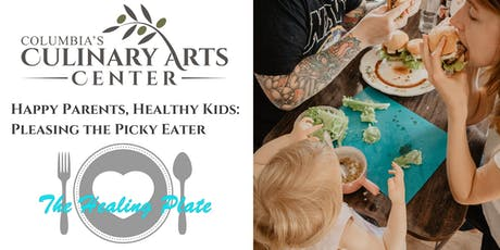 Happy Parents, Healthy Kids: Pleasing the Picky Eater with Meredeth tickets