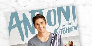 Cookbook Club - Antoni in the Kitchen