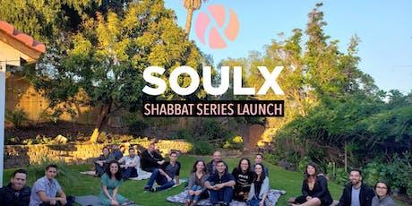 Shabbat X Kickoff tickets