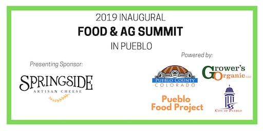 2019 Inaugural Food & Ag Summit In Pueblo