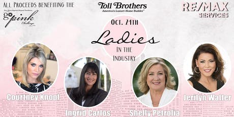 Ladies in the Industry Breast Cancer Charity Luncheon tickets