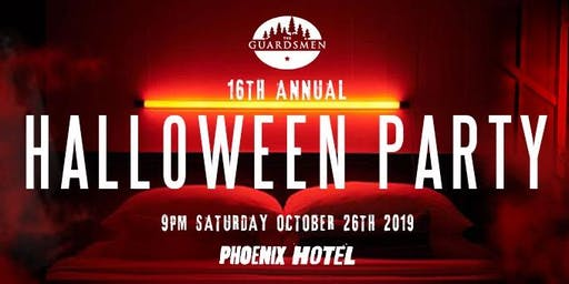 16th Annual Guardsmen Halloween Party