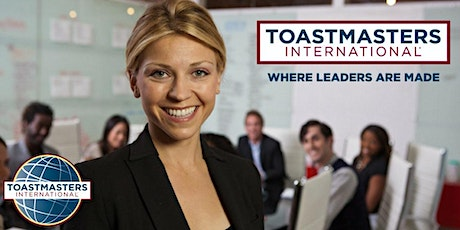 Winchmore Hill Toastmaster speakers tickets