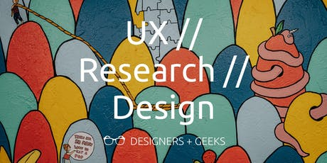 UX // Research // Design tickets