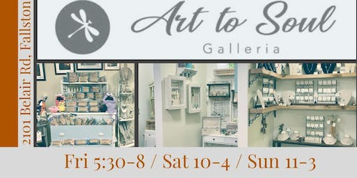 """Art to Soul Galleria's 'Everything Autumn"""" Exclusive September Sales Event"""