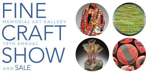 2019 Fine Craft Show and Sale ~ Opening Party