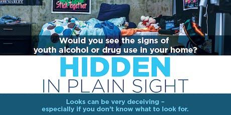 HIdden in Plain Sight - Parent/Guardians Only tickets