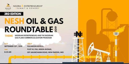3rd NESH Oil & Gas Roundtable