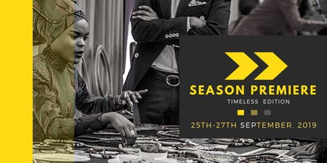 ENTREPRENEUR FASHION WEEK  | Timeless Edition tickets