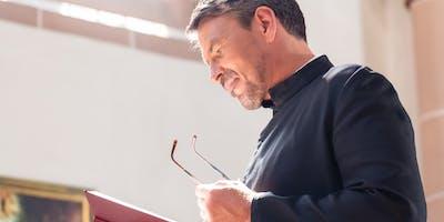 Clergy Training Intensive - Jan 27-30, 2020