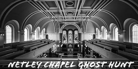 Netley Chapel Ghost Hunt Southampton tickets