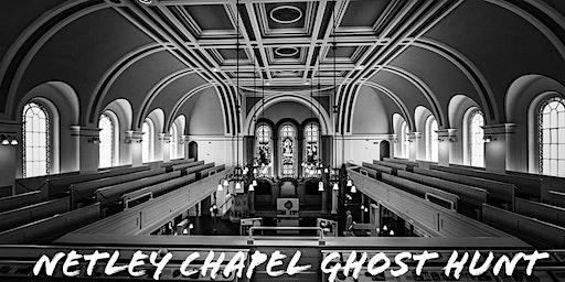 Netley Chapel Ghost Hunt Southampton