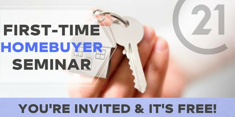 Homebuyer Seminar! tickets