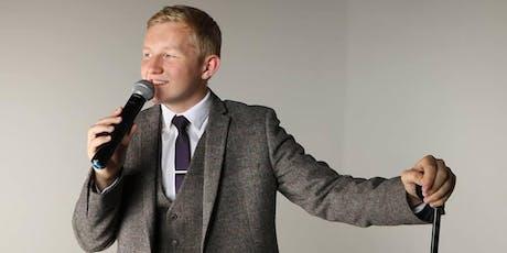 Matthew Whittingham - Live At Penwortham Arts Centre tickets
