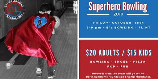 Superhero Bowling
