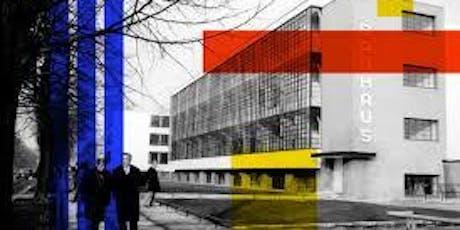 The Bauhaus Centenary tickets